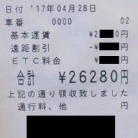 成田空港 長距離料金のお客様