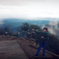 つるつる温泉傍の滝本~日の出山~金毘羅尾根~白岩の滝 武蔵五日市からの登山