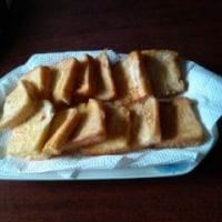 フレンチトースト久しぶりに作りました