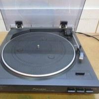「パイオニア ステレオレコードプレーヤー PL-J2500」買取させていただきました。