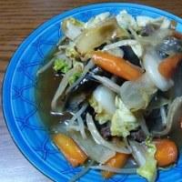 1月10日(火)野菜炒め