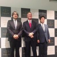 銀座・伊東屋×『PARKER』=世界で最も愛されているペンとのトークイベント