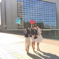 白間美瑠さん、矢倉楓子さん、渋谷凪咲さんオフショット画像「ENTAME 1月号」