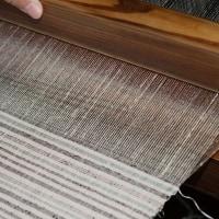 第7回紬きもの塾――布を織る
