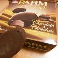 森永パルム チョコレート プラリネ仕立て