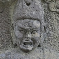 福寿寺の石仏