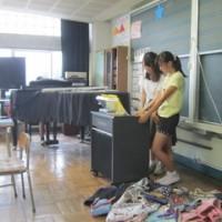 今日の学校風景【6月28日(水)】