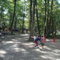10月15・16日コッコランド那須FCGキャンプ場で秋のキャンプ