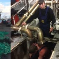 海に投棄をして、ゴメンナサイでは済まされない   デンマーク
