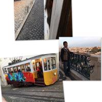 リスボン Part 5 トラム & ケーブル