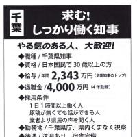 森田県政の千葉のランキング