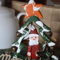 口も頭も動き滑らか、走りの忘年&クリスマス会