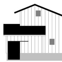 【ministock-07(lab)】リレー-新潟を一望する小さい家-