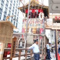 祇園祭2015 長刀鉾