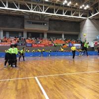 西日本少年・少女ドッジボール新人戦大会IN徳島2017。
