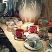 薄暑の陶器展