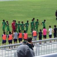 2017年関東リーグ1部前期第7節横浜猛蹴vsVONDS市原(2)