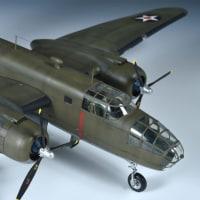 B-25B Mitchell 完成記念写真