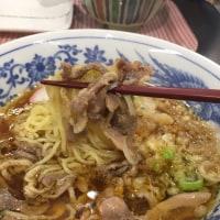 ラーメンNO7 高山製麺  しないどり中華