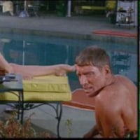 映画 泳ぐひと(1968) 海パン一丁で出ずっぱり