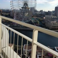 クラシックコンサートと横浜1泊