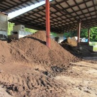 有機肥料・ランドブレス 仕上がり状況
