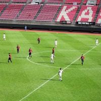 高円宮杯U-18プレミアリーグEAST・鹿島戦