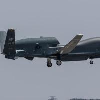 5月21日 横田基地 RQ-4 グローバルホーク