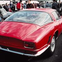 Iso Grifo 1965- シボレーエンジンを搭載したイソ グリフォ