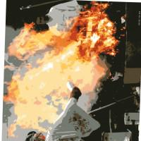 ゼロ磁場 西日本一 氣パワー・開運スポット 大根に「氣」が入る瞬間(1月2日)