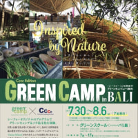 Green Camp in Bali🌴