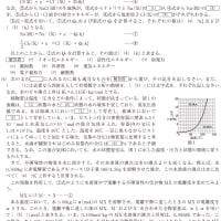 関西大学・理工学部・化学 2