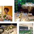 オテル・ドゥ・ミクニでニック教室のサンクスパーティー