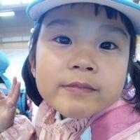 親子バス遠足 長女 2014