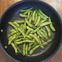 枝豆をいかに美味しくいただくかを考えた?