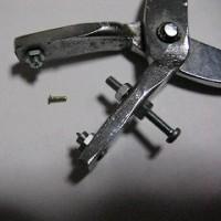 傘の修理と道具と部品