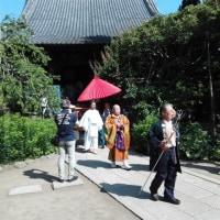 宝戒寺の「徳崇権現祭」