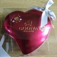 バレンタインチョコもらいました。