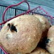 またパンを作り始めました