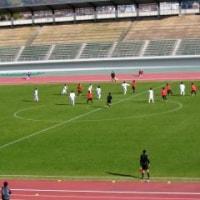 東海社会人トーナメントを観戦する。