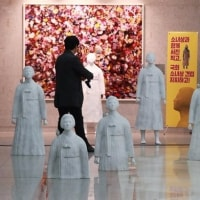 韓国正義の党、国会議員会館に慰安婦像を多数設置www
