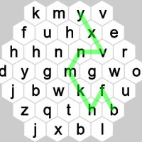 ヘックス上の最長狭義単調増加列
