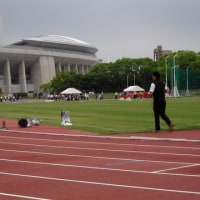 6/11(日)、けったいな天気の中「第31回マスターズ選手権大会」!