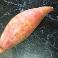 人参の風味が有るサツマイモ