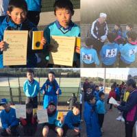 第4回冬季茨城近県小学生ソフトテニス大会