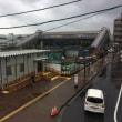 愛子駅旧駅舎 取り壊される