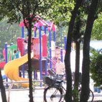 3日前の鶴舞公園チャリ往復&お散歩