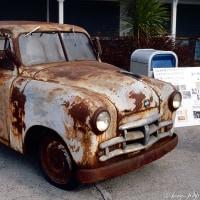 Ohta PA Sedan 1948-�����Υ�������������֤Ȥʤä������� PA ������