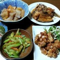 1月18日(水)鶏の酢生姜から揚げ