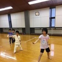 芽室道場 5/27(土) 稽古体験2人